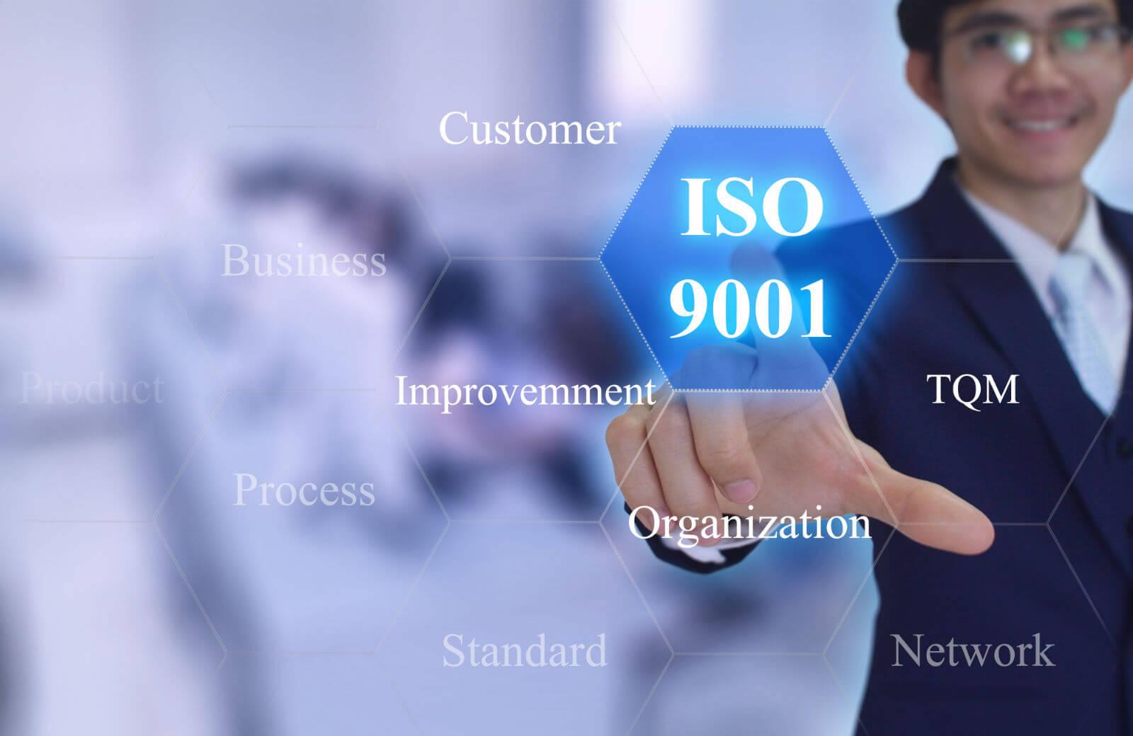 ISO 9001 eisen