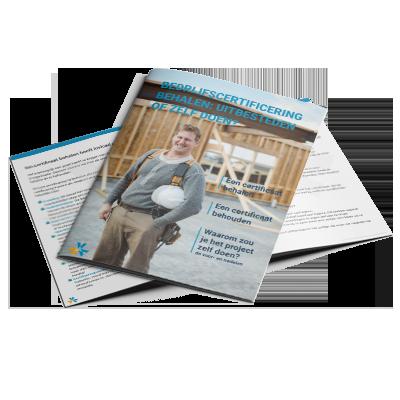 Download Whitepaper Bedrijfscertificering uitbesteden of zelf doen