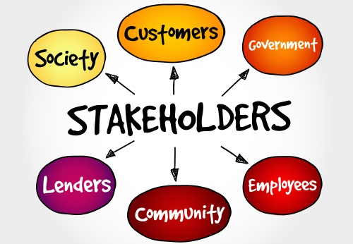 ISO 9001 stakeholders
