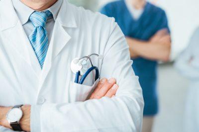 Gevaarlijke stoffen ziekenhuismedewerkers