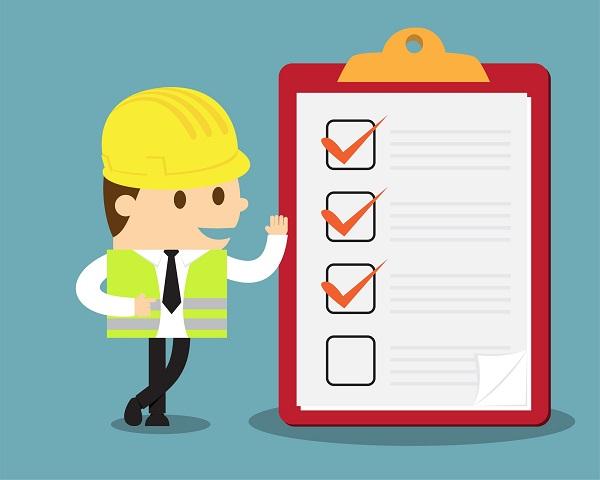 Checklist voor de nieuwe norm