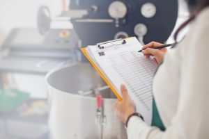 HACCP controle