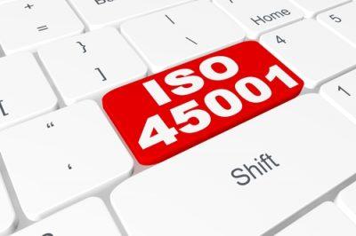 ISO 45001 gepubliceerd