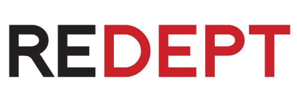 Redept logo