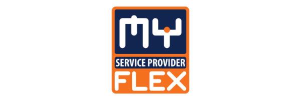 Myflex small logo