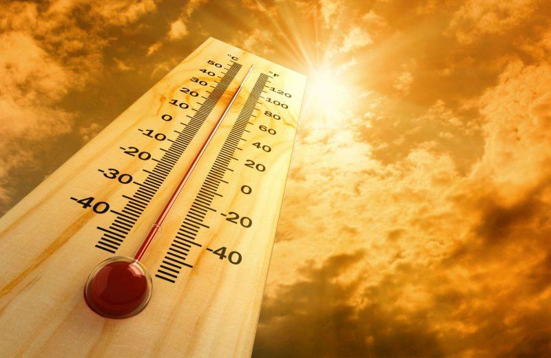 werken bij hoge temperaturen