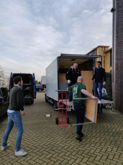 Verhuizing CertificeringsAdvies Nederland