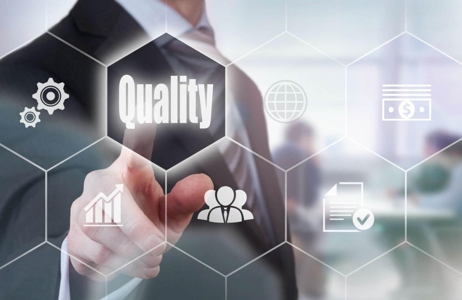 ISO 9001 in de praktijk