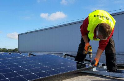 KiesZon zonnepanelen case study