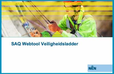 Webtool Veiligheidsladder
