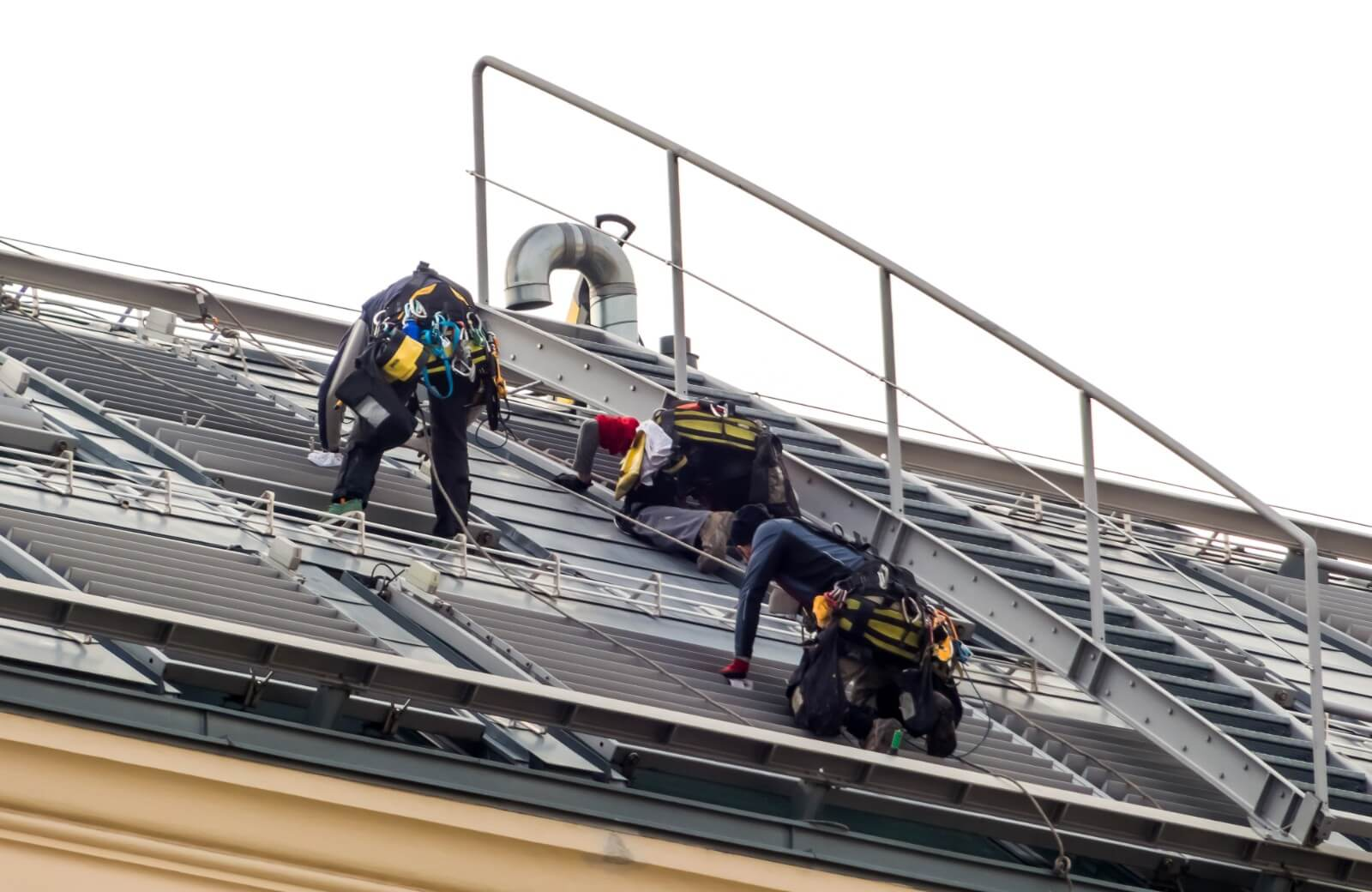 Bouwbedrijven overtreden massaal veiligheidsregels