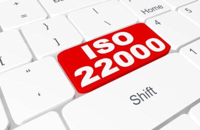 ISO 22000 eisen