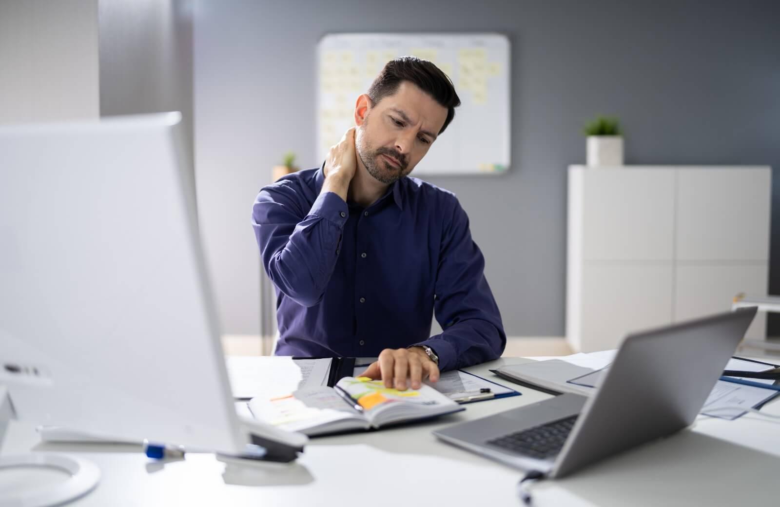 Werkplek instellen: ergonomie