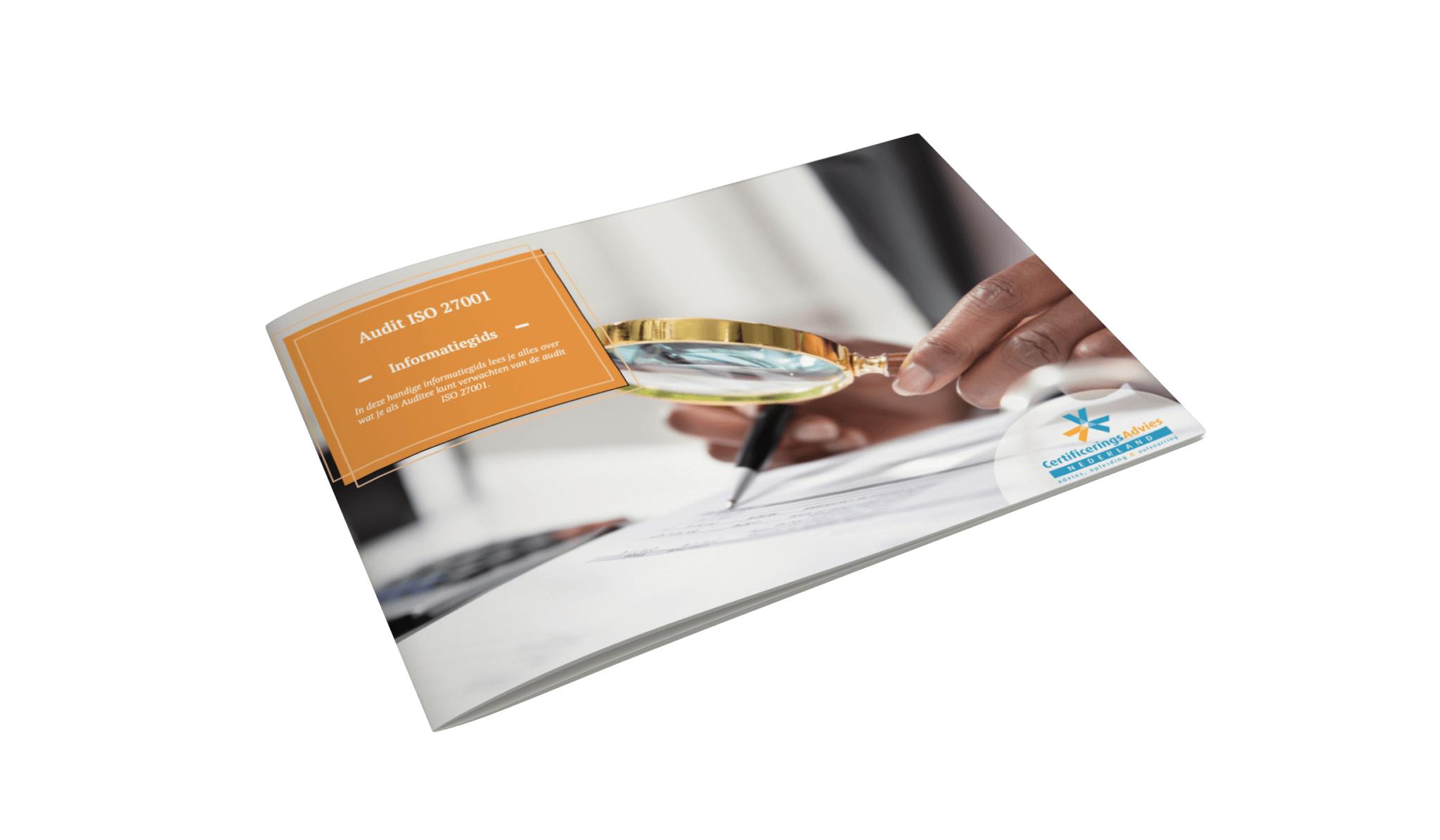Mockup audit gids ISO 27001